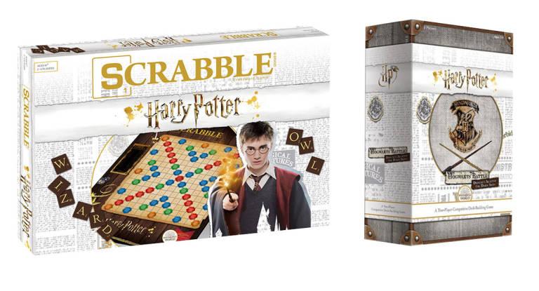 Harry Potter pronto a tornare in auge nel 2019 con tre nuovi giochi da tavolo 1