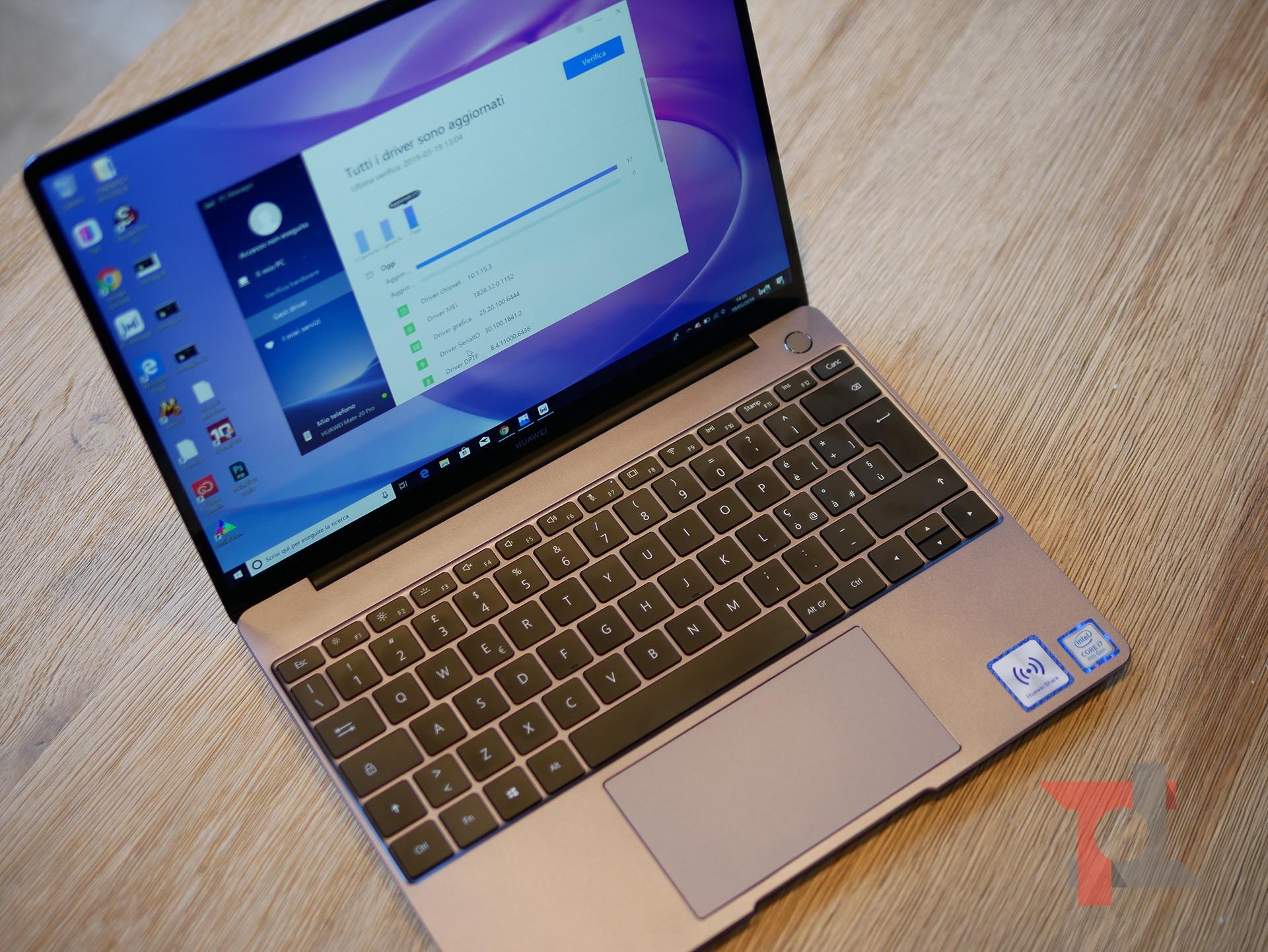 Recensione Huawei MateBook 13: un vero e proprio gioiellino 2