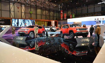 Jeep Renegade e Jeep Compass ibrido plug-in