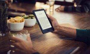 Kindle 69 euro illuminazione LED