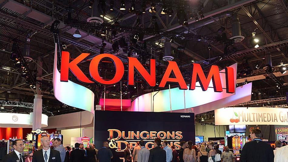 Konami 50 anni