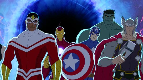 Marvel What If serie animata Disney+