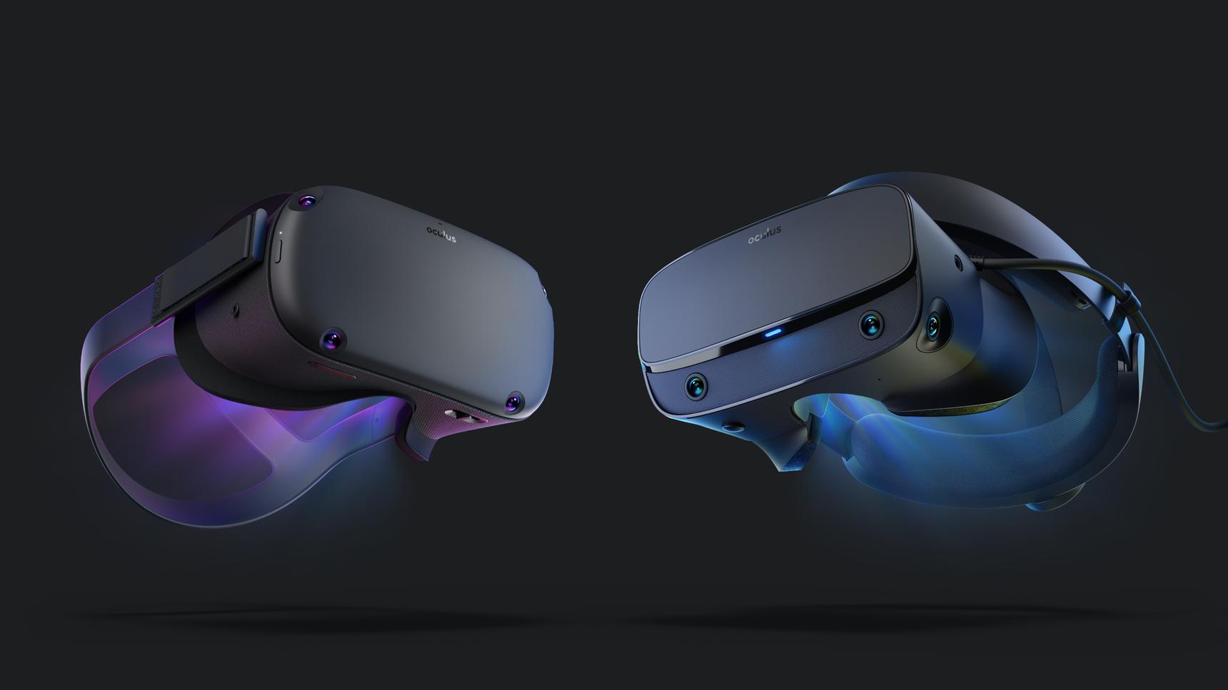 Oculus Rift S è ufficiale e promette di alzare l'asticella nel mondo della VR 1