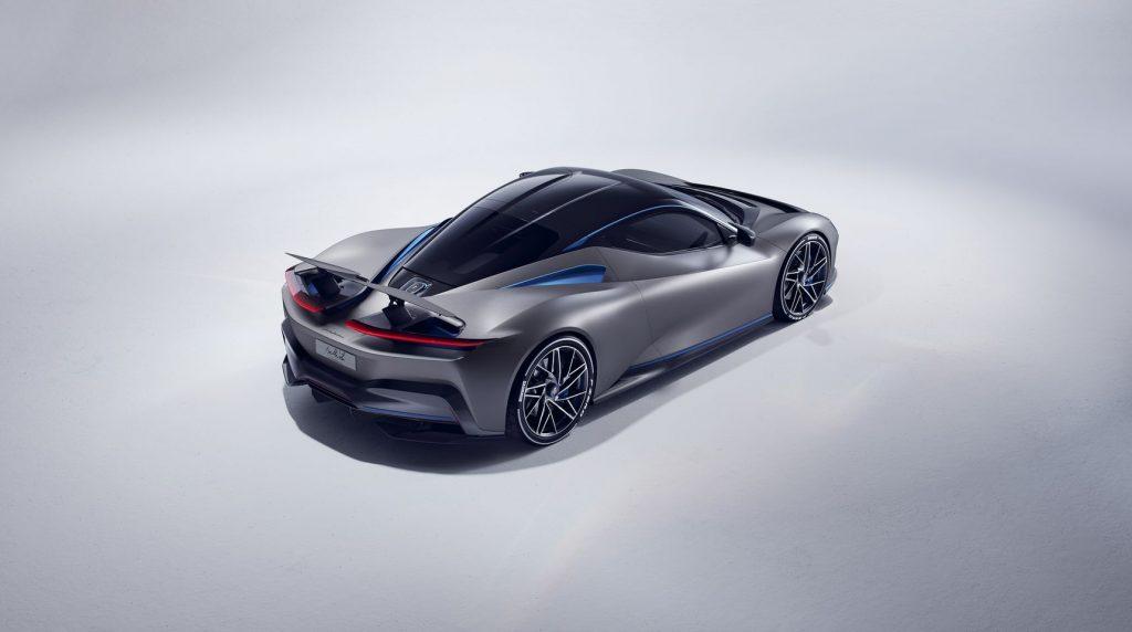 Pininfarina Battista è la più veloce auto elettrica del mondo con 1.900 cavalli e 2.300 Nm 4