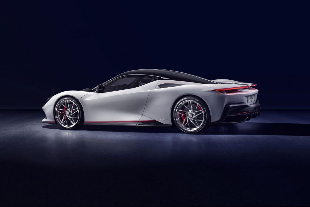 Pininfarina Battista è la più veloce auto elettrica del mondo con 1.900 cavalli e 2.300 Nm 1