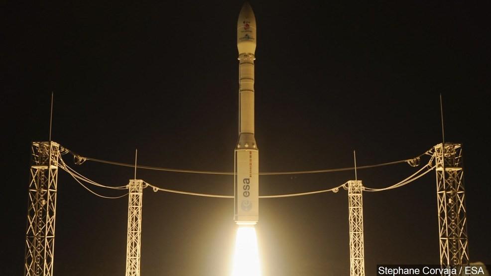 """Prisma è un satellite tutto italiano che monitorerà i """"segni vitali"""" del pianeta 1"""