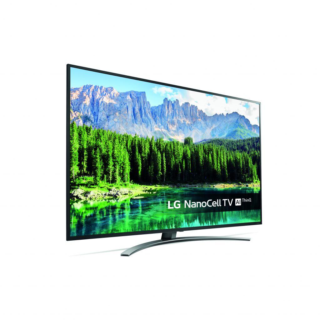 LG annuncia la disponibilità delle LG Smart TV OLED e LCD 2019 in Italia 7