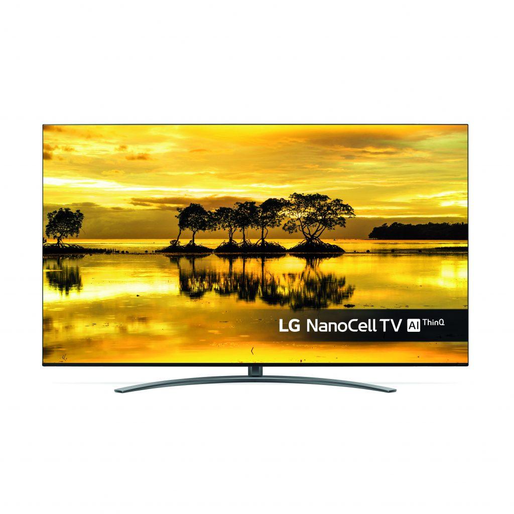 LG annuncia la disponibilità delle LG Smart TV OLED e LCD 2019 in Italia 8