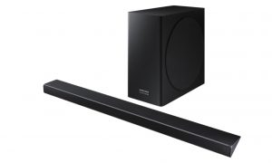Samsung lancia le soundbar HW-Q70R e HW-Q60R