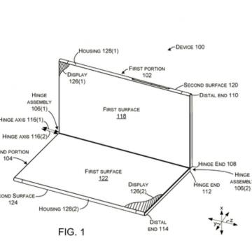 Il Surface Phone di Microsoft potrebbe essere di nuovo in sviluppo 1