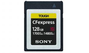 Sony CFexpress 128 GB