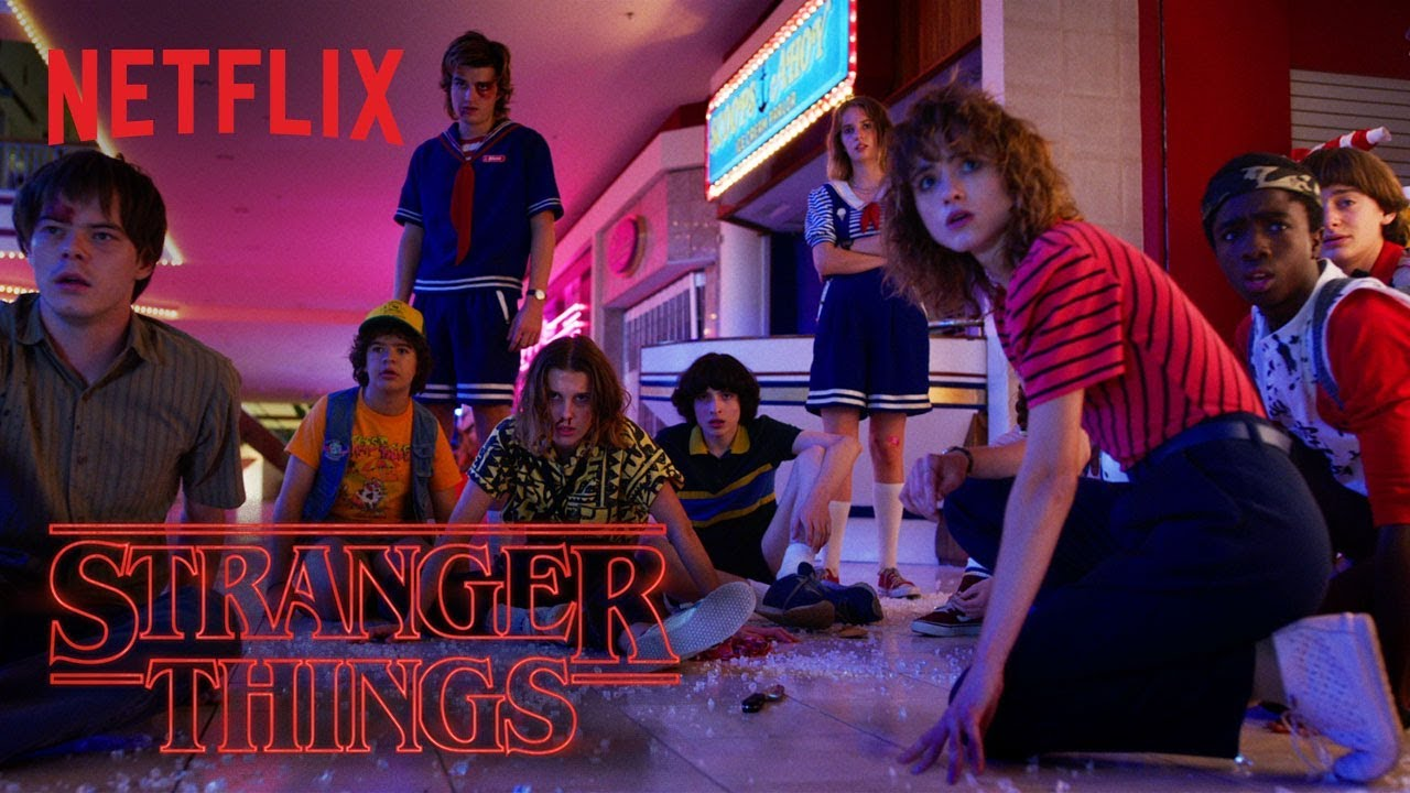 Stranger Things 3 Netflix