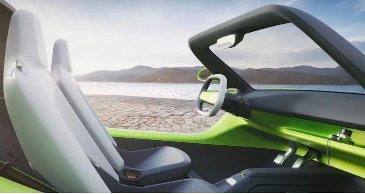 """Volkswagen presenta una """"dune buggy"""" elettrica da 201 cv e 287 KM di autonomia 2"""