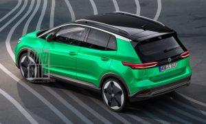 Volkswagen ID SUV elettrico