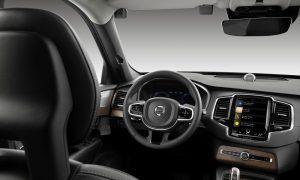 Volvo telecamere contro guida in stato di ebrezza