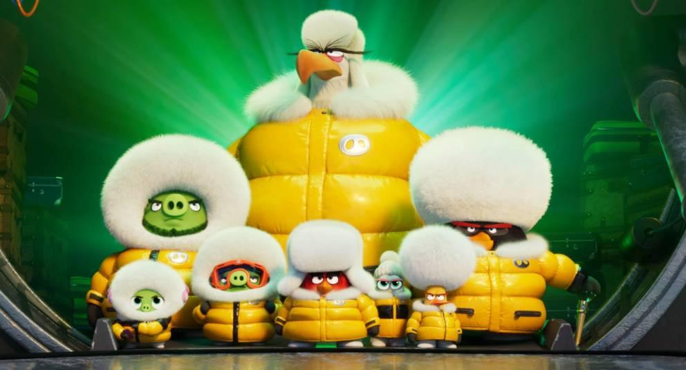 Angry Birds 2: Il Film protagonista di un nuovo video trailer e di tante nuove immagini 1