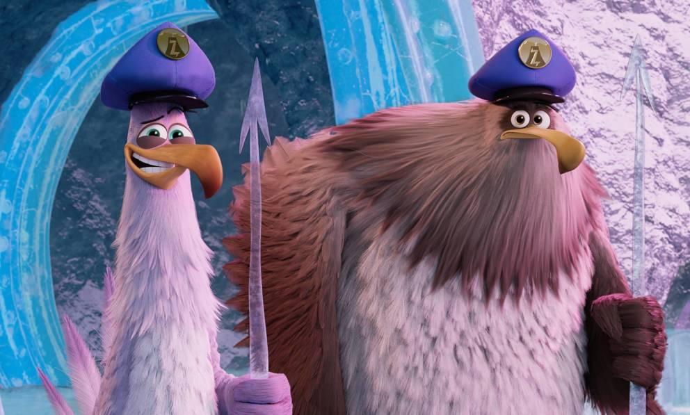 Angry Birds 2: Il Film protagonista di un nuovo video trailer e di tante nuove immagini 6