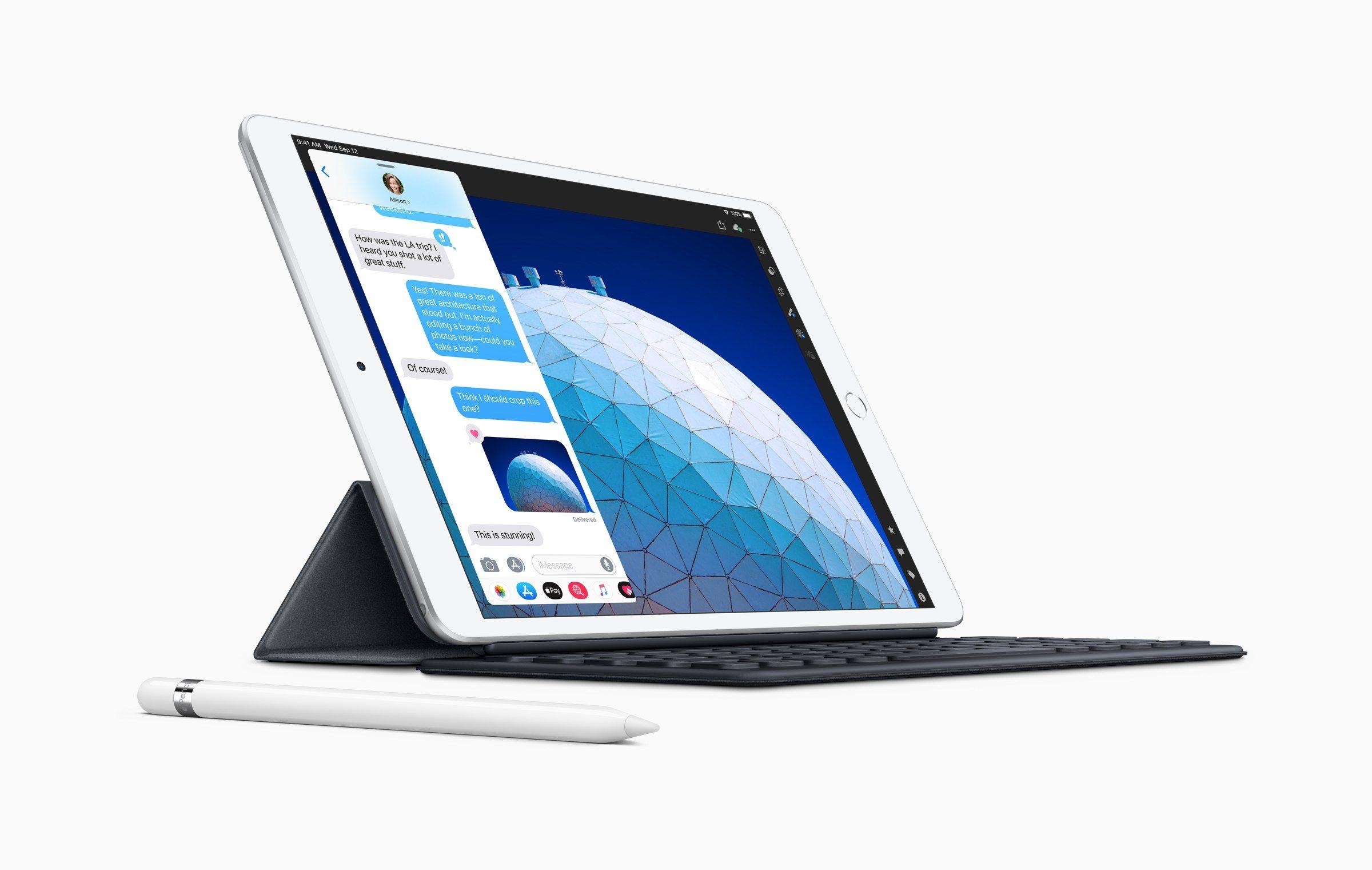 Apple annuncia un nuovo iPad mini e un iPad Air da 10.5 pollici: specifiche e prezzi per l'Italia 1