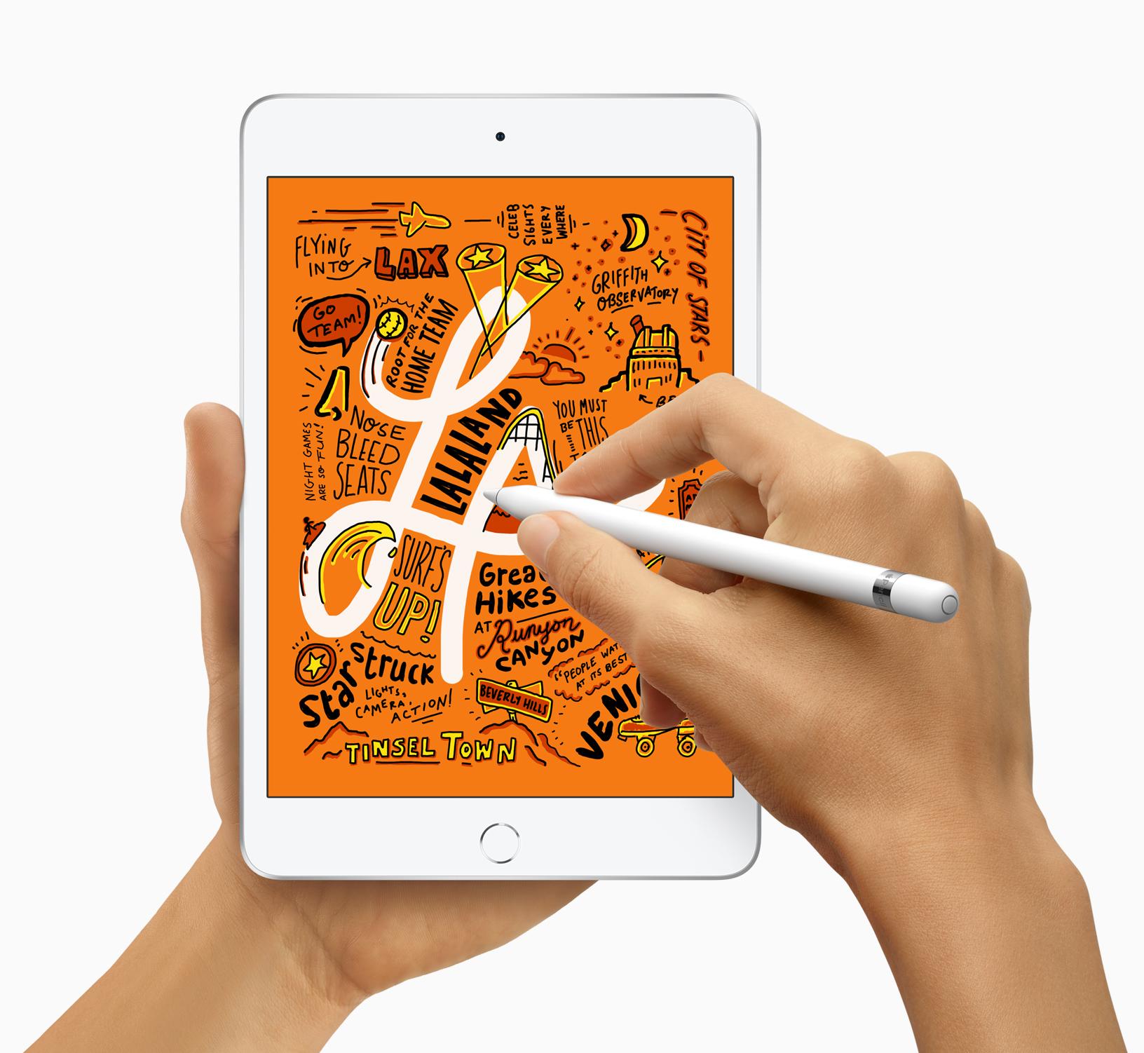 Apple annuncia un nuovo iPad mini e un iPad Air da 10.5 pollici: specifiche e prezzi per l'Italia 2