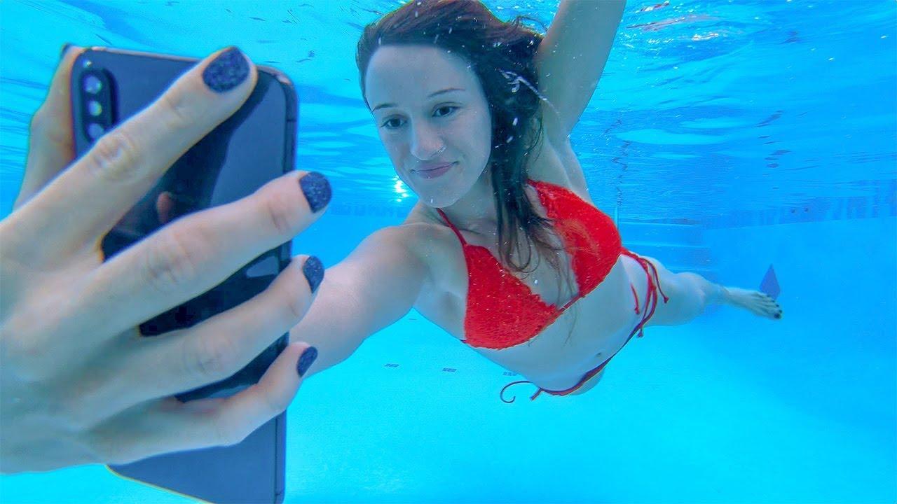 iPhone XI modalità subacquea