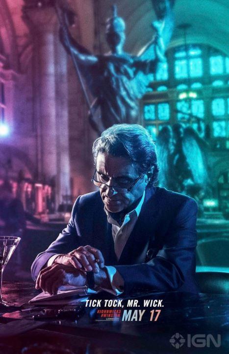 John Wick 3 - Parabellum protagonista del secondo video trailer e di 10 nuove immagini 1