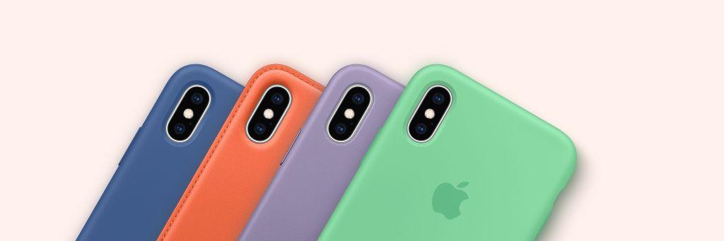 Apple lancia nuovi cinturini primaverili per Apple Watch e nuove colorazioni delle Smart Battery Case per iPhone 2