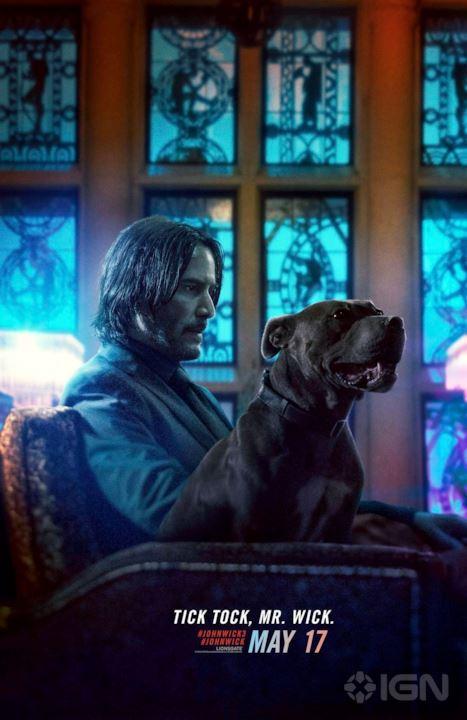 John Wick 3 - Parabellum protagonista del secondo video trailer e di 10 nuove immagini 10