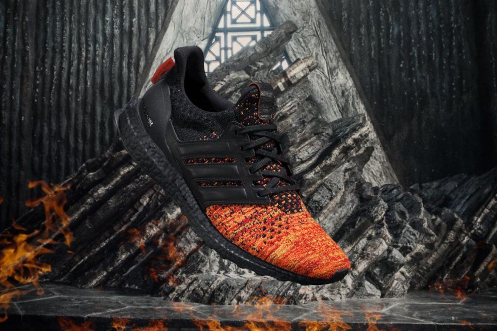 Adidas ha presentato le scarpe ufficiali di Game of Thrones da 179,95€ 1
