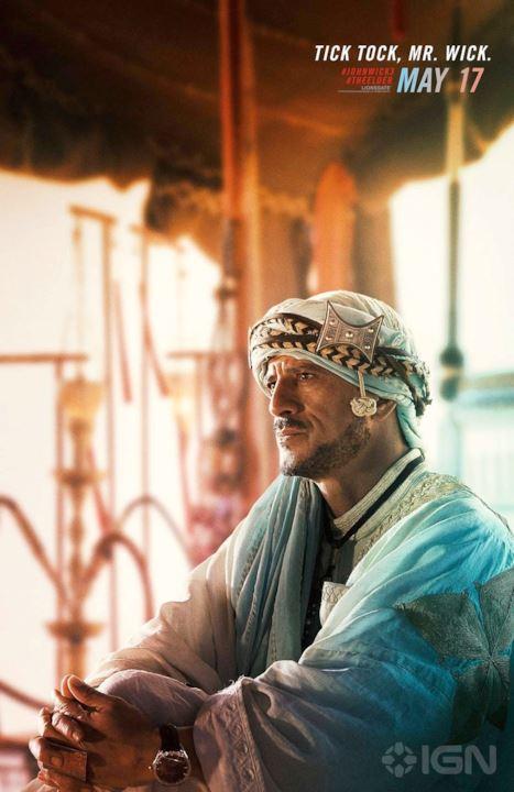 John Wick 3 - Parabellum protagonista del secondo video trailer e di 10 nuove immagini 9