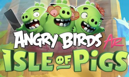 Angry Birds: Isle of Pigs