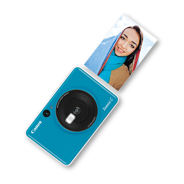 Nostalgici della Polaroid? Provate le nuove Canon Zoemini S e Canon Zoemini C 1