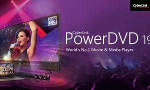 CyberLink PowerDVD 19