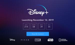 Disney+ 12 novembre