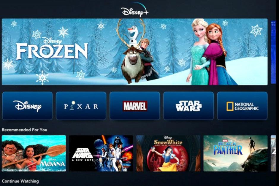 Disney+ arriverà il 12 novembre a 6,99 euro al mese 1