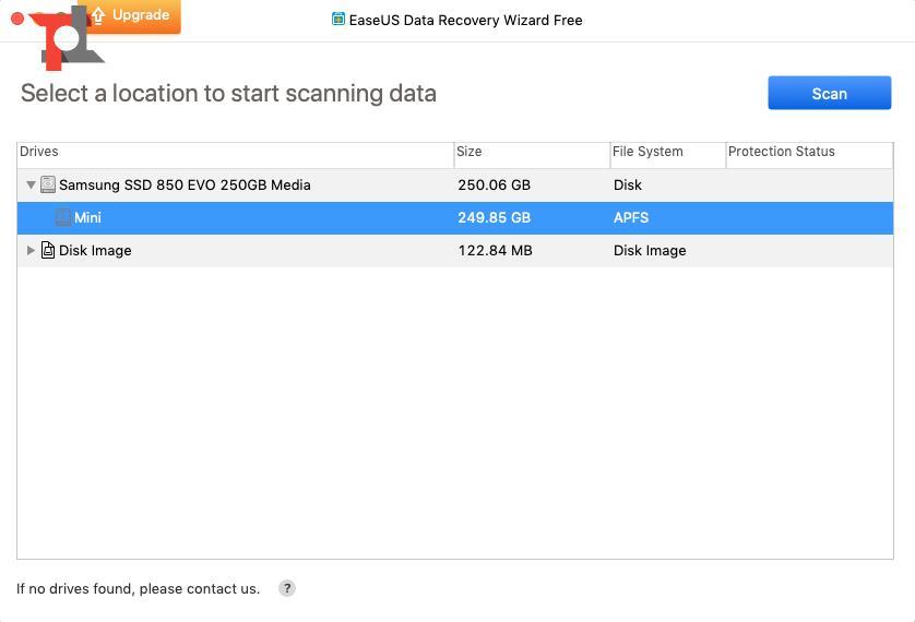 Come recuperare i dati persi su macOS gratis con EaseUS Data Recovery 2