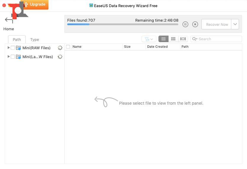 Come recuperare i dati persi su macOS gratis con EaseUS Data Recovery 3