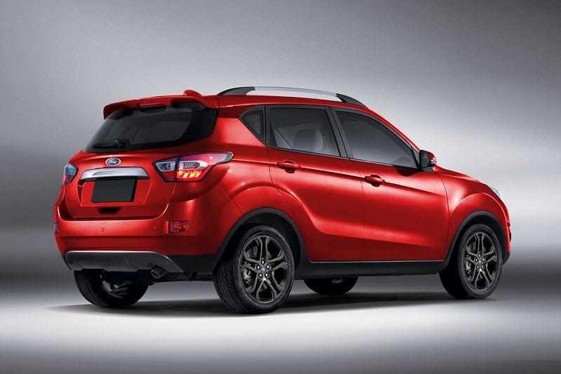 Ford Puma è un crossover ibrido alle sembianze atletiche e innovative 1