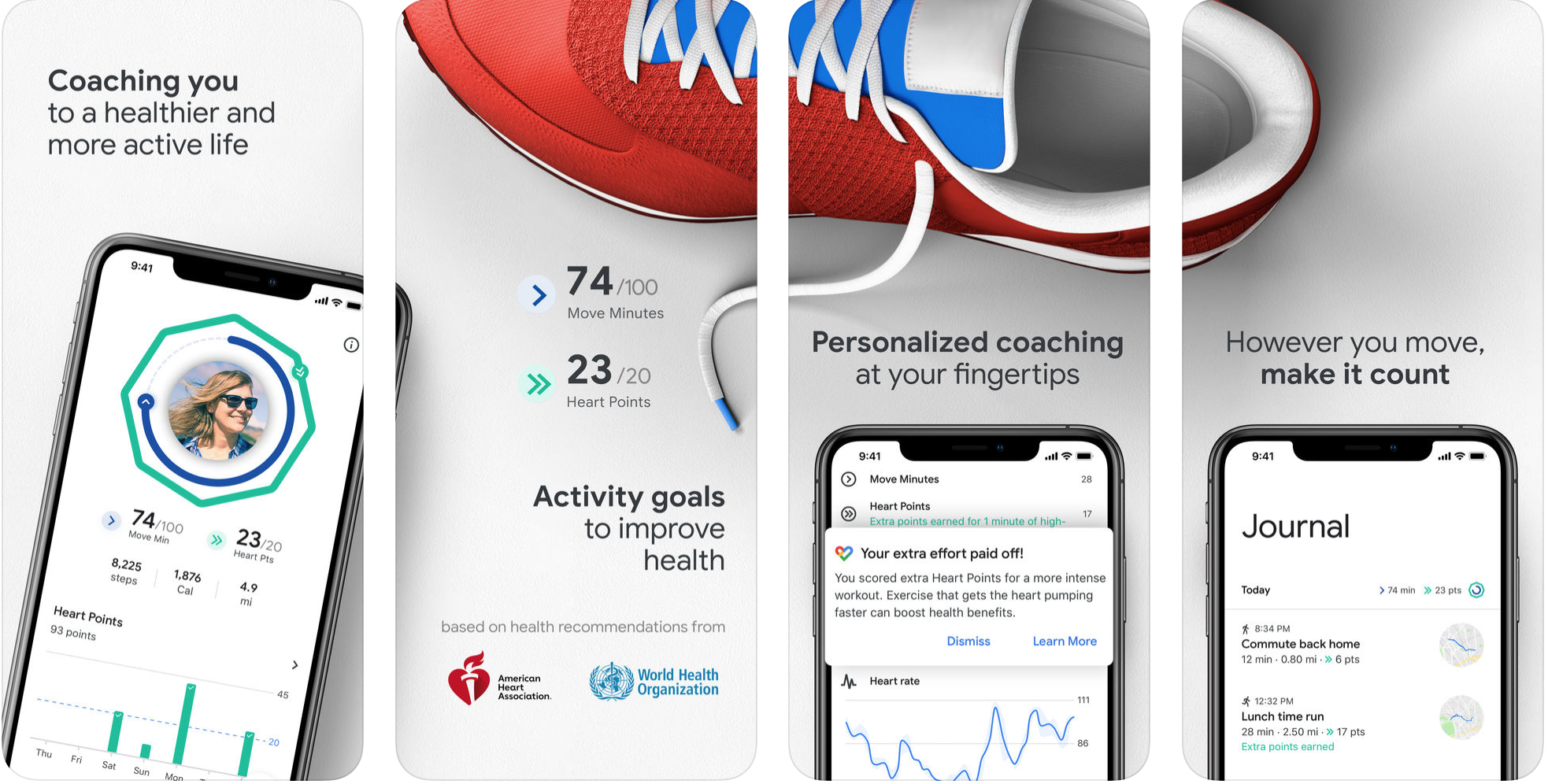 Google Fit iOS