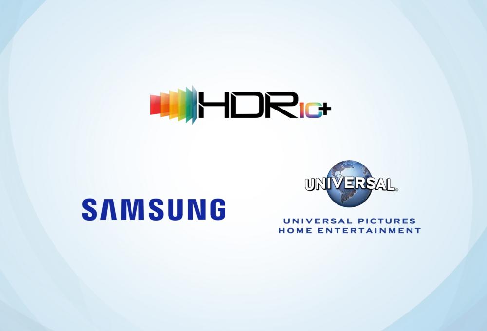 HDR10+ Samsung e Universal