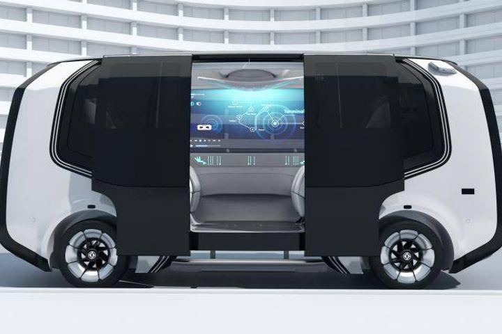 Huawei auto a guida autonoma