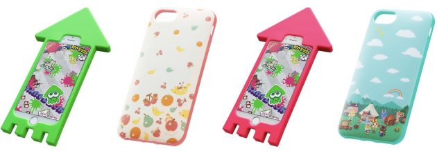 Nintendo cover iPhone
