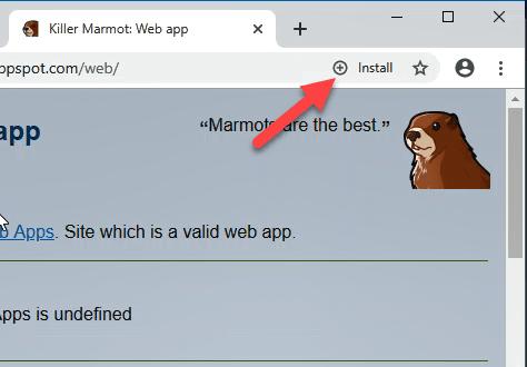 Google Chrome si arricchisce di un tasto per installare le Progressive Web Apps 1