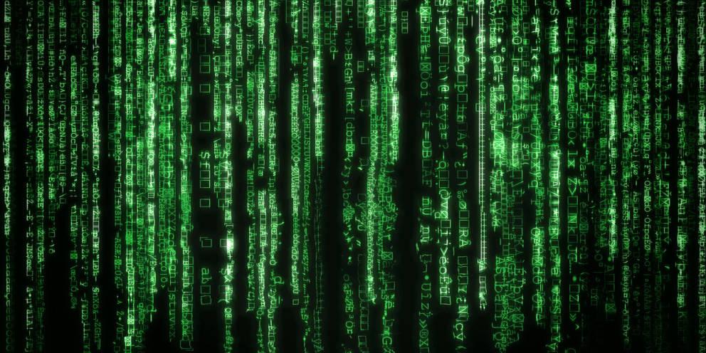 Pioggia-di-codice-Matrix