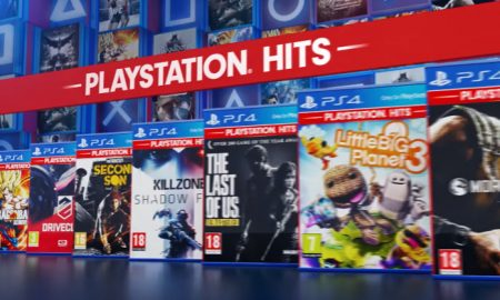 PlayStation Hits PS4