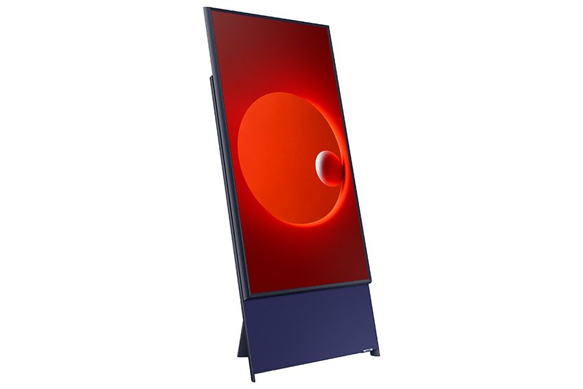 Samsung Sero TV è pensata per i millenials e può essere ruotata in verticale 1