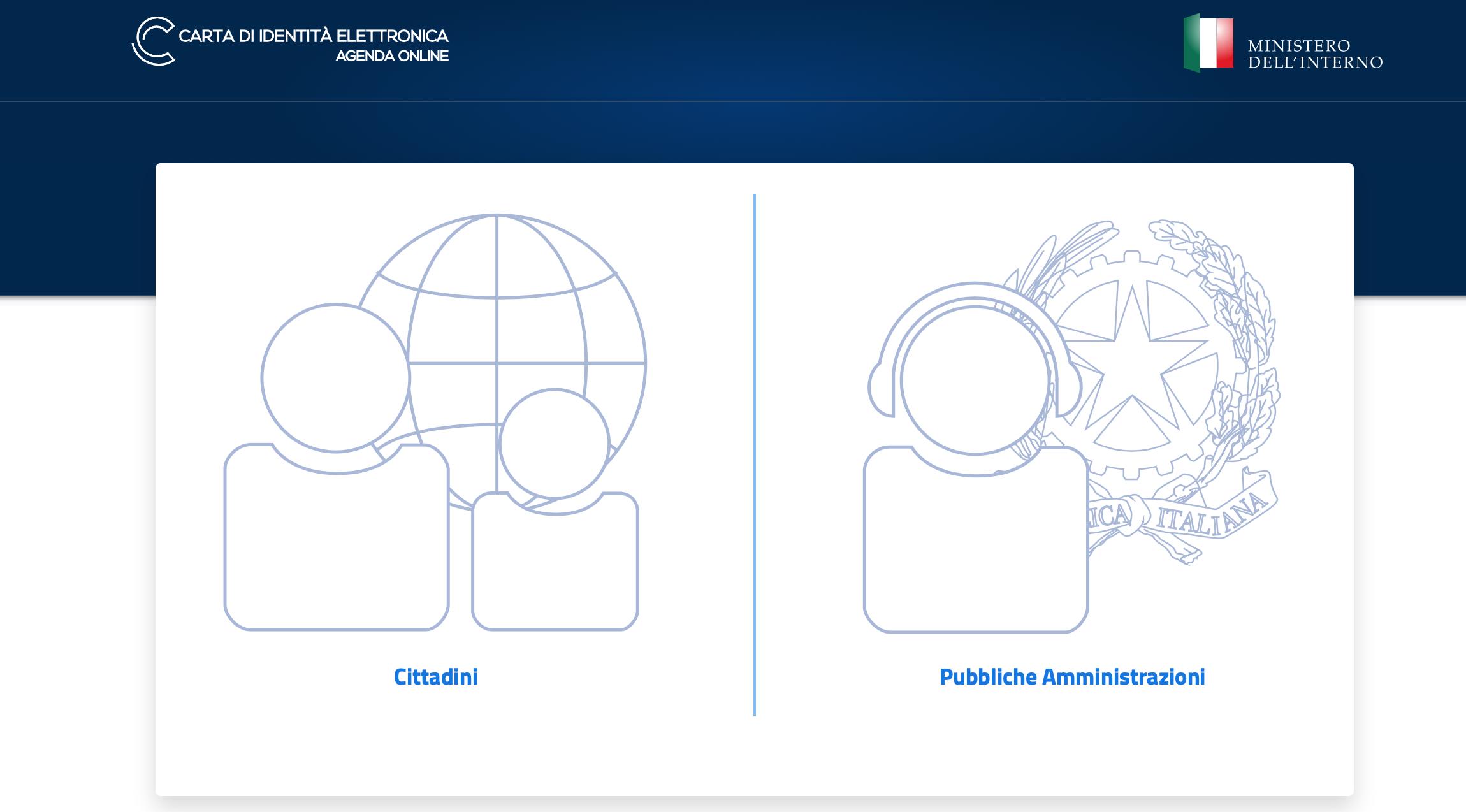 La Carta d'Identità Elettronica (CIE) ora si richiede online 1