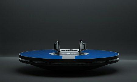 Sony 3dRudder PlayStation VR (1)