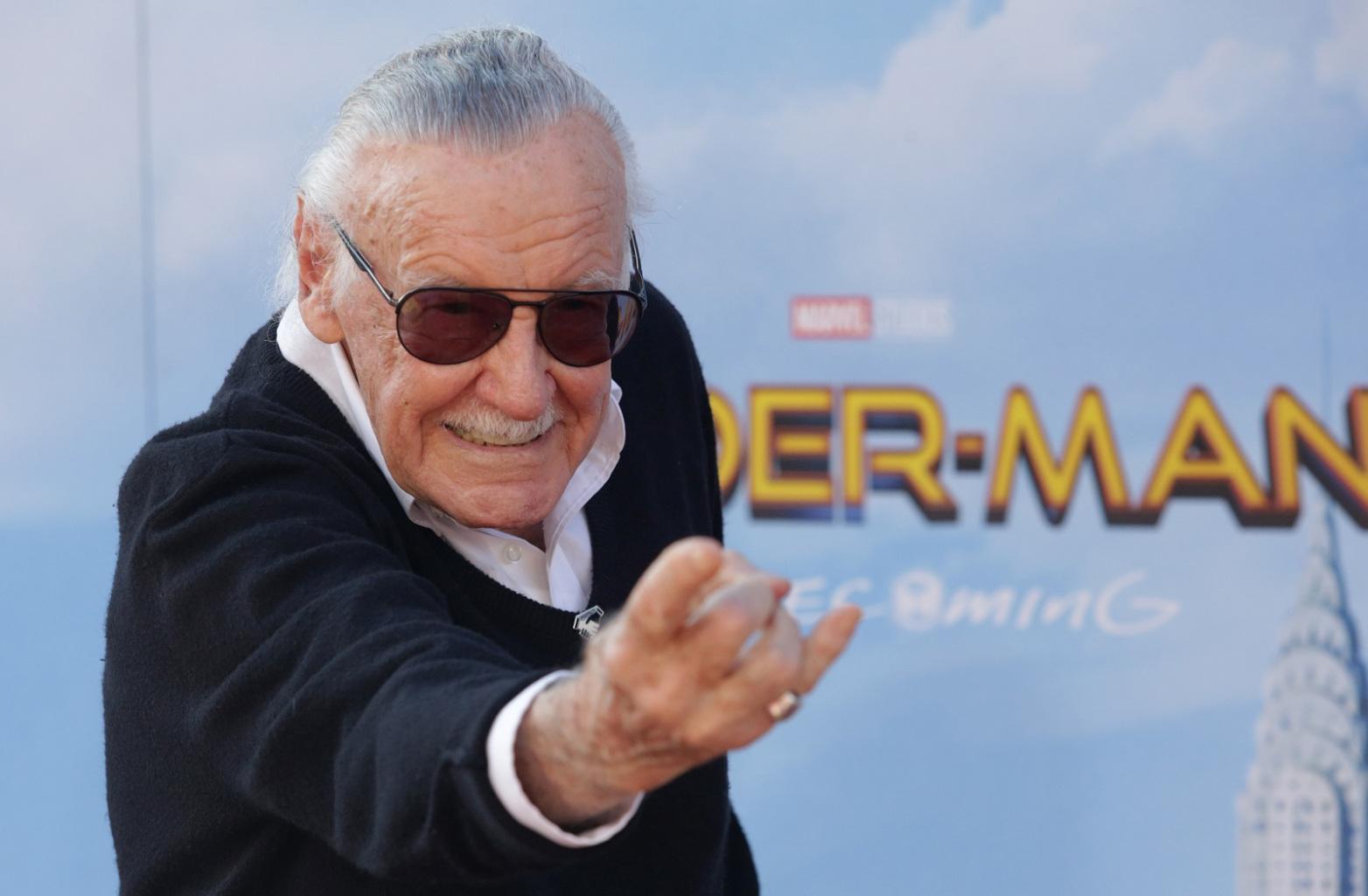 Stan Lee cameo Avengers- Endgame