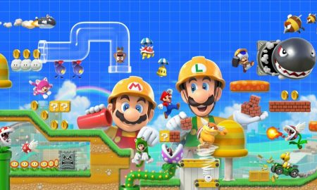 Super Mario Maker 2 Nintendo Switch