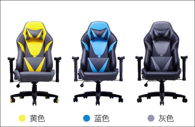 Xiaomi punta agli e-Sport con la AutoFull Gaming Chair ispirata ai sedili delle auto da corsa 2